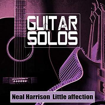 Little Affection (Guitar Solo)