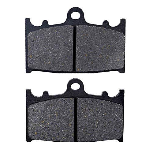 AHL 1 paire Avant Plaquette de frein pour GSR 600 K6/K7/K8 2006-2010 / GSXR 750 Y/K1/K2/K3 2000-2002 / GSXR 600 V/W/X/Y/K1/K2/K3/ZK3 1997-2003