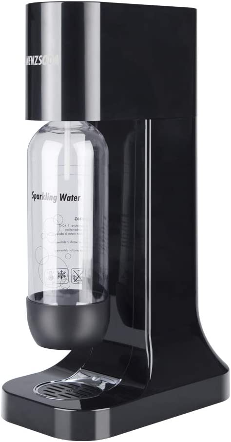 Soda Maker Sparkling Water Maker with 1L Carbonized Bottle(Does not include the cylinder) Sparkling Water Machine for Home Soda Carbonator