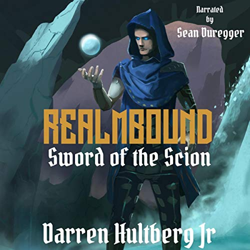Realmbound: Sword of the Scion audiobook cover art