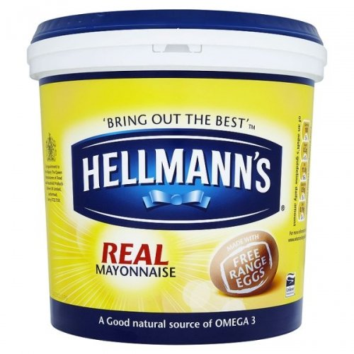 Hellmann Maionese Reale 10kg