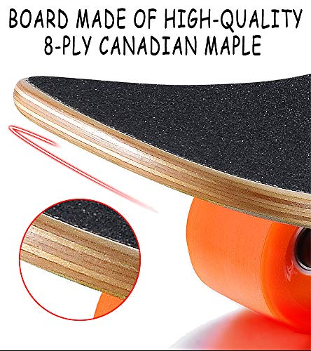 MQLOON Longboards