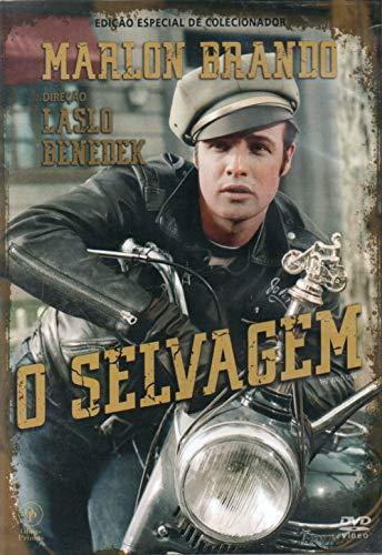 O Selvagem - ( The Wild One ) com Card - Laslo Benedek