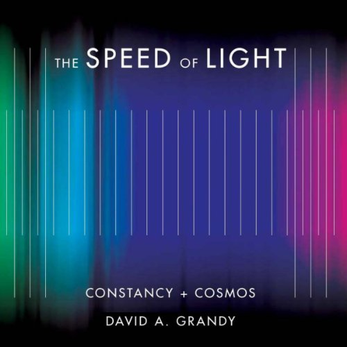 The Speed of Light audiobook cover art