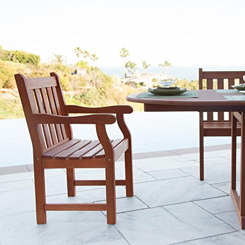 Malibu Outdoor Garden Armchair