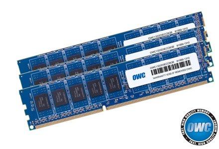 OWC 32.0GB (4X 8GB) DDR3 ECC PC10600 1333MHz SDRAM ECC for Mac Pro