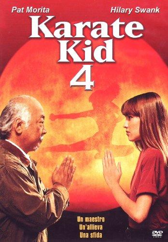 Karate Kid 4 [IT Import]