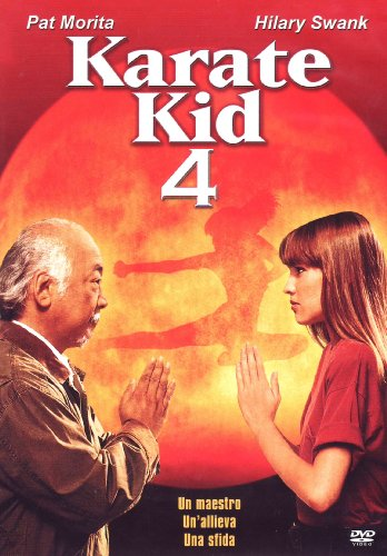Karate Kid 4 [IT Import]