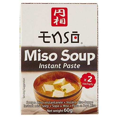 Enso, Mezcla de sopa deshidratada envasadas - 60 gr.
