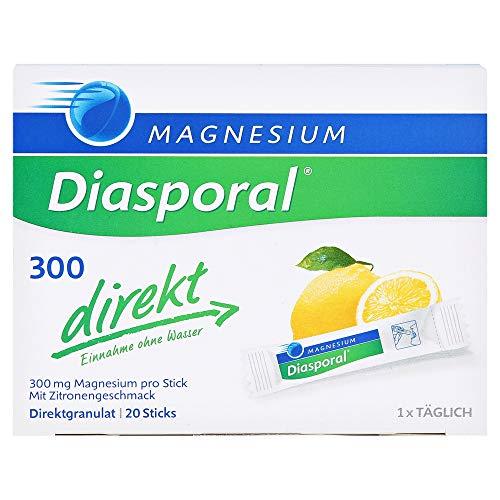 Magnesium Diasporal 300 direkt, 20 St