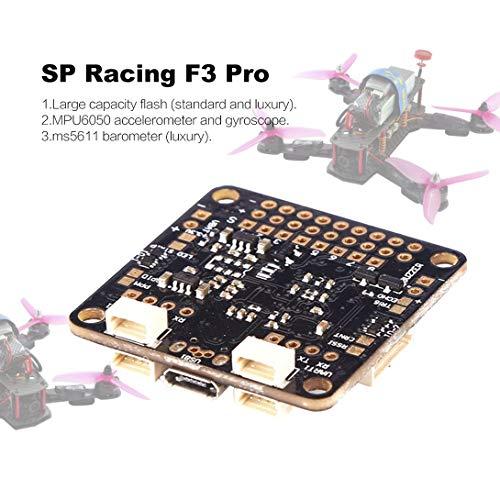 Swiftswan SP Racing F3 Pro Flugsteuerung Controller für FPV 250 210 180 Quadcopter Acro/Deluxe-Version ist Besser als Cc3D Flip32.