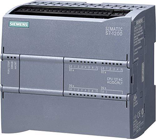 SIEMENS CPU 1214C AC/DC/RELAIS