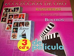 Coleccion De Oro: Rancheras, Baladas & Boleros - De Pelicula