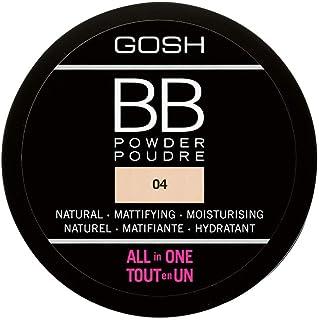 GOSH BB Powder, 04 Beige, 6.5 gm