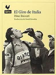 El Giro De Italia par Dino Buzzati