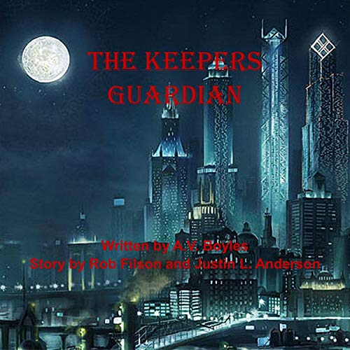 The Keeper's Guardian audiobook cover art