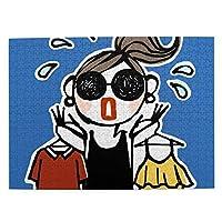 Daichi Miura 男女兼用 興味パズル 500錠 漫画 アニメ 成年になる ストレスを解消する 子供 開発が早い 益智 アイデア パズル おもちゃ プレゼント 人を送る