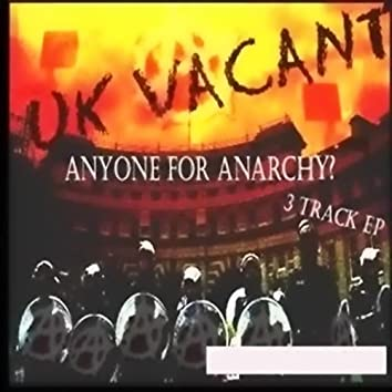 Anyone For Anarchy? EP