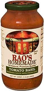 Rao's Homemade Tomato Basil Sauce 24 oz