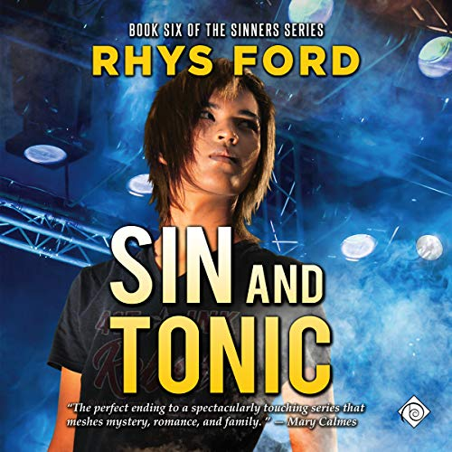 Page de couverture de Sin and Tonic