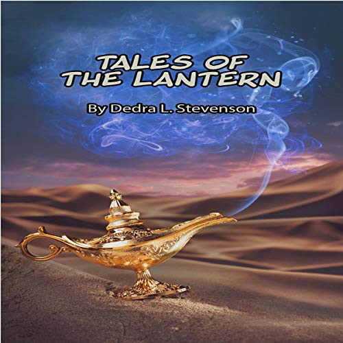 Tales of the Lantern audiobook cover art