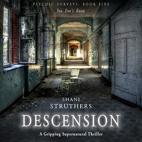Descension: A Gripping Supernatural Thriller cover art