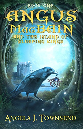 Angus MacBain and The Island of Sleeping Kings (Angus MacBain series Book 1) (English Edition)