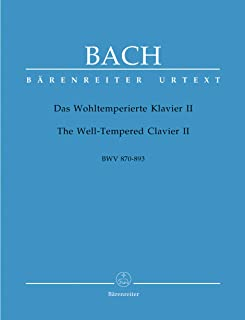 Best bach wtc ii Reviews