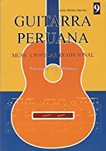 ハビエル・モリナ・サルセド著/ギターで奏でるペルーの調べ VOL.9(タブ譜付き楽譜集) [輸入書籍] 正規品新品