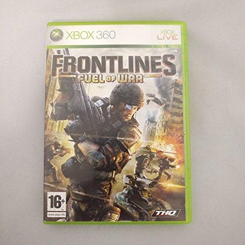 Frontlines: Fuel of War (Xbox 360) [importación inglesa]