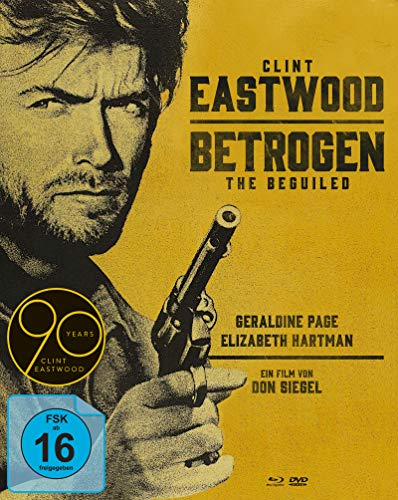 Betrogen - Mediabook  (+ DVD) (+ Bonus-DVD) [Blu-ray]