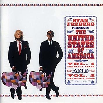 Stan Freberg Presents: The United States Of America