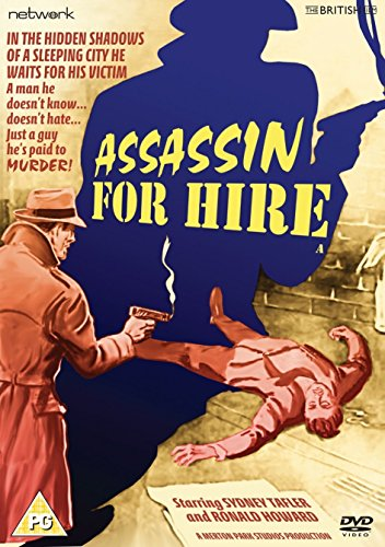 Assassin for Hire [DVD]