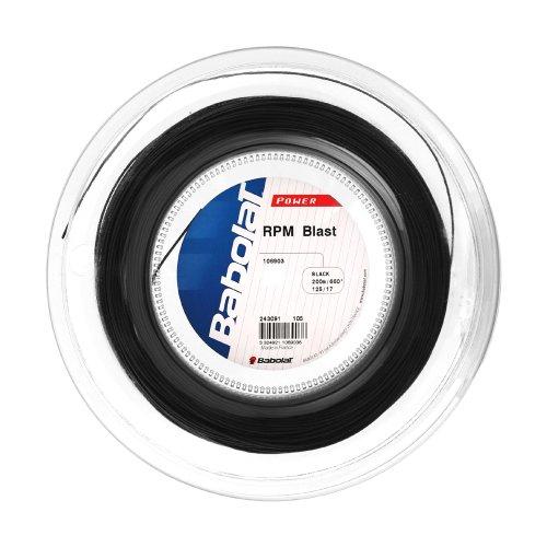 Babolat RPM Blast Cordage pour Raquettes, 1,20mm
