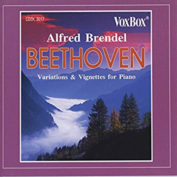 Beethoven: Variations & Vignettes for Piano