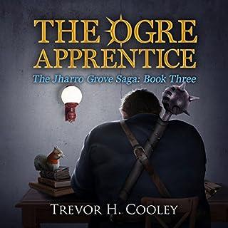 The Ogre Apprentice audiobook cover art