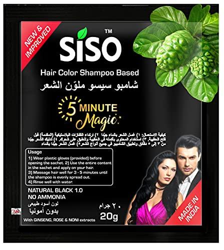 Siso 5 Minute Magic Hair Color 20g