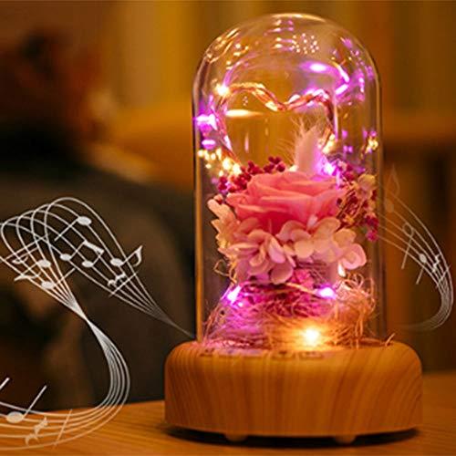 shuhong heldere verlichting voor thuis kleine ornamenten kleurrijke Bluetooth sfeer romantische festivaldecoraties creatief