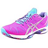 ASICS Women's Gel Solution Speed 2 Clay Tennis Shoe