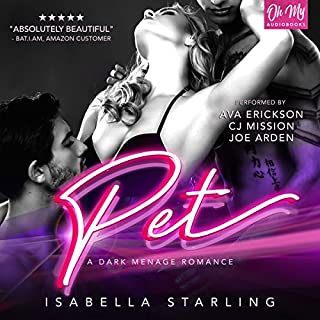 Pet audiobook cover art