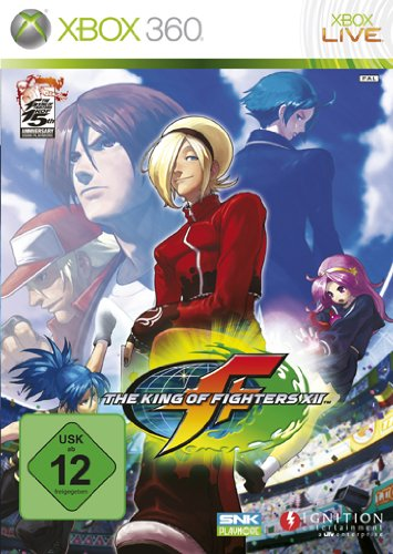 King of Fighters XII (XBox360) [Edizione : Germania]