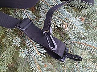 """1.5"""" wide replacement shoulder strap for bags and luggage"""