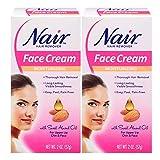 Best Facial Hair Removal Creams - Hair Remover Moisturizing Face Cream 2 OZ Review