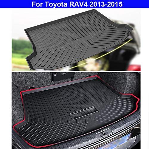 1 alfombrilla para maletero de coche para RAV4 2013 2014 2015