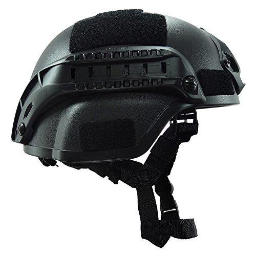 Casco Militar táctico de Combate MICH2000 para...