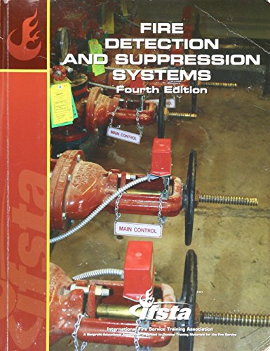 Fire Detection & Suppression Systems, 4th Edition