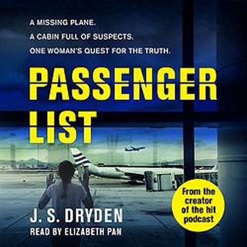 Passenger List cover art