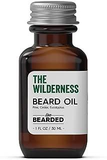Beard Oil - The Wilderness - Live Bearded