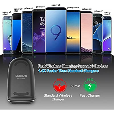 Cubevit Foldable Fast Wireless Charger