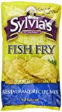 Sylvia's Fish Fry Mix, 10-Ounce Packages (Pack of 9)